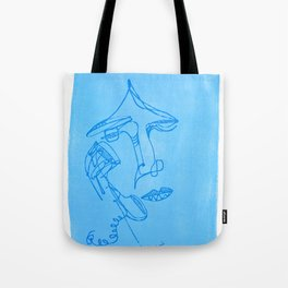 The worst day of Mrs. Oaks Tote Bag