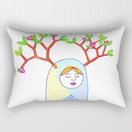 Creep I Rectangular Pillow