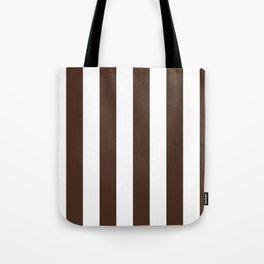 Café listras Tote Bag