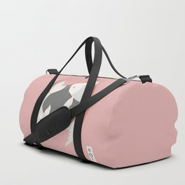 Koi fish 006 Duffle Bag