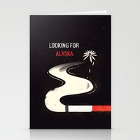 looking for alaska Stationery Cards featuring Looking for Alaska by Risa Rodil