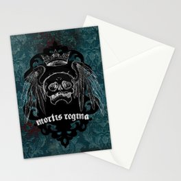 Mortis Regina 2 Stationery Cards