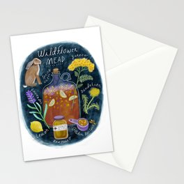 Wildflower Mead Stationery Cards