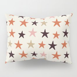 Star Pattern Color Pillow Sham