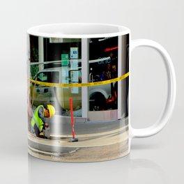 Give Or Take A Foot, Dig? Coffee Mug