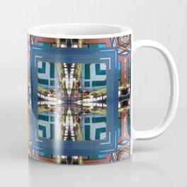 Kaleidoscope Courtyard Coffee Mug