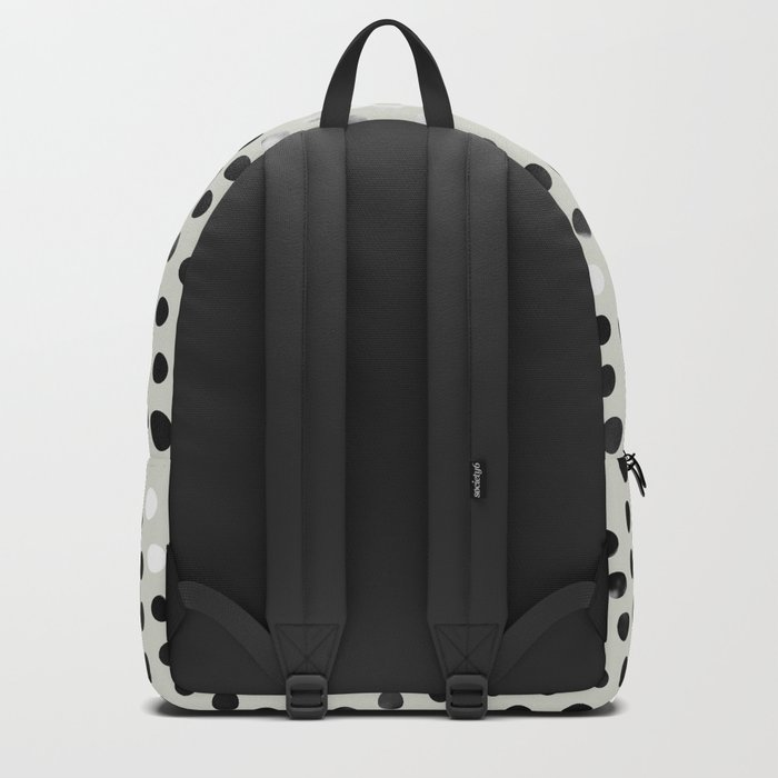 Optical Illusions - Iconical People 5 Backpack