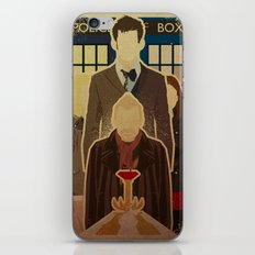 Day of the Doctor iPhone & iPod Skin