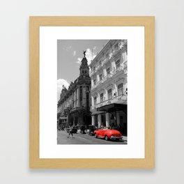Havana 5 Framed Art Print