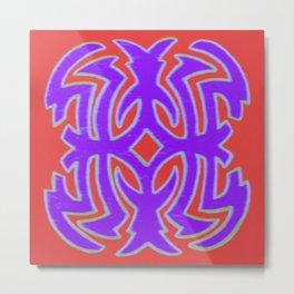 Abstract Designz - 10 Metal Print