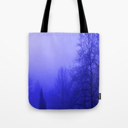 Into the Blue Tote Bag