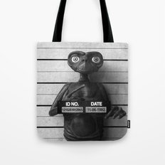 E.T. The Extra-Terrestrial Lineup Tote Bag