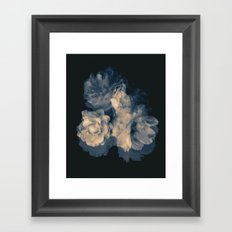 Bleeding Roses. Framed Art Print