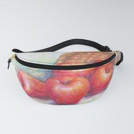 Basket of Apples Fanny Pack