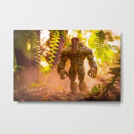 The Thing That Lurks in the Forest Metal Print