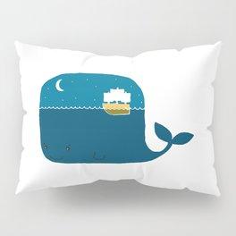 Moby Dick Pillow Sham