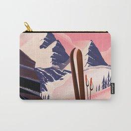 Oregon ,MT. BACHELOR Carry-All Pouch