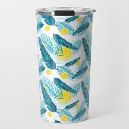 Trop Lemon Travel Mug