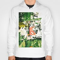 movie posters Hoodies featuring posters 2 by Renee Ansell