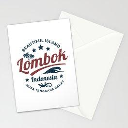 Lombok Stationery Cards