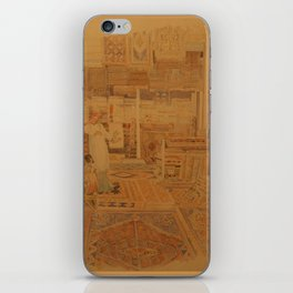 Carpets iPhone Skin