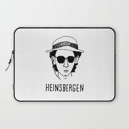 Heinsbergen (Royal Tenenbaums/Breaking Bad) Laptop Sleeve