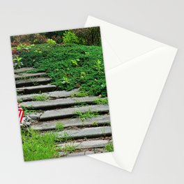 Footprint to Freedom Stationery Cards