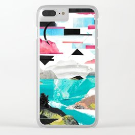 Warrior in the Wilderness Clear iPhone Case