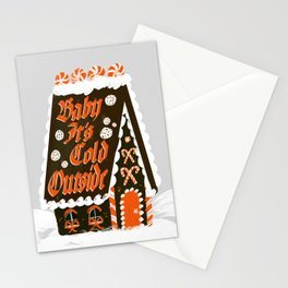 Baby, It's Cold Outside Stationery Cards