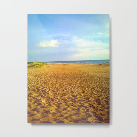 Sand Dunes 2 Metal Print