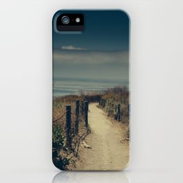 A Road Well Traveled iPhone Case