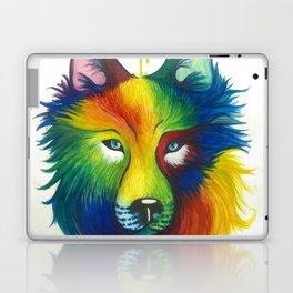 Lone Wolf Spirit Laptop & iPad Skin