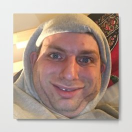Mac Demarco Funny Photo Picture Metal Print