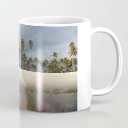Rainbow Algae Bloom Coffee Mug