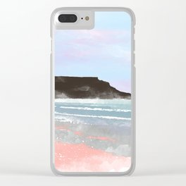 Table Mountain Clear iPhone Case