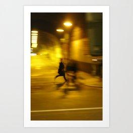 I'm in London Art Print