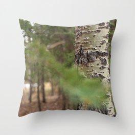 Shuttler 2 Throw Pillow