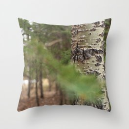 Shuttler 2 Throw Pillow