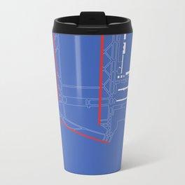 IAD Metal Travel Mug