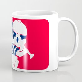 Eagleland Baseball Team Coffee Mug