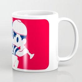 Eagleland Baseball Team Coffee Mug