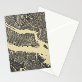 New York #1 Stationery Cards