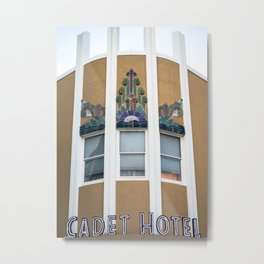 Art Deco Miami Beach #21 Metal Print