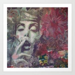 1001 cigarettes Art Print
