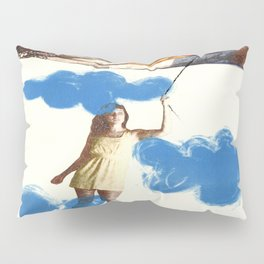 Fly Away From It All. Pillow Sham