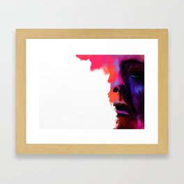 Gemini - Right Framed Art Print