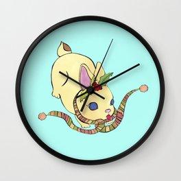 Holy Day  Bunny Wall Clock