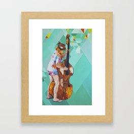 Bajo Framed Art Print