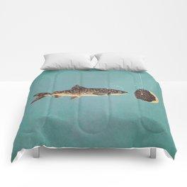 Irresistible Bait  Comforters