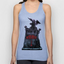 Here Lies Betelgeuse Unisex Tank Top